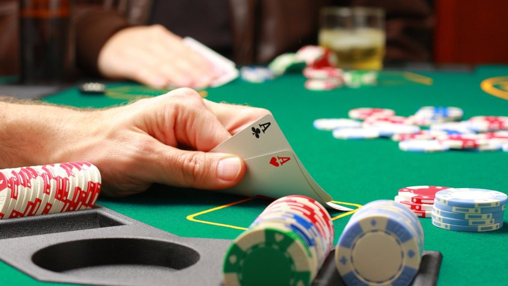 poker agent site
